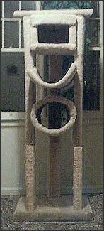 how to build a cat tree free plans – woodguides